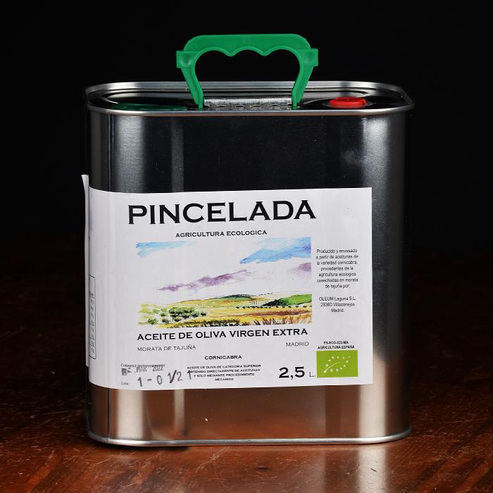Aceite pincelada 2,5L