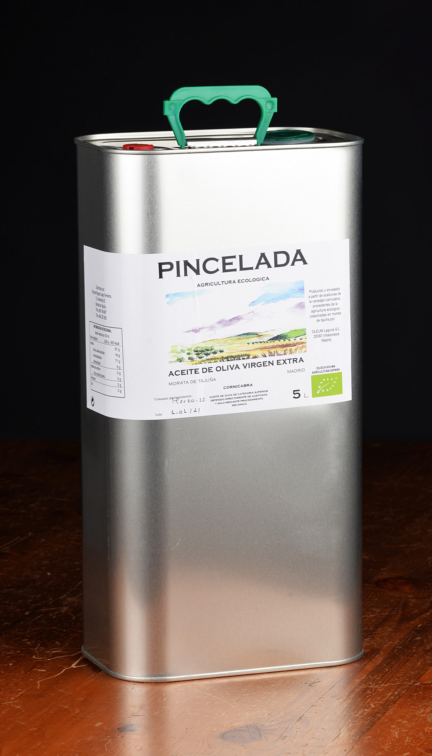 Aceite pincelada 5L