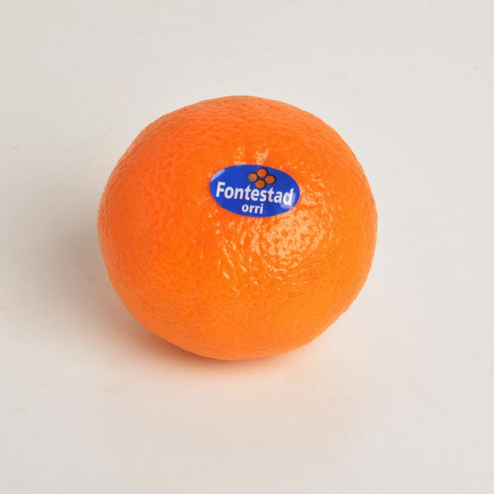 mandarina mediana
